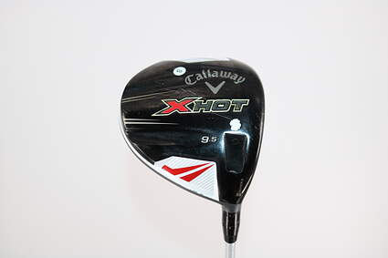 Callaway 2013 X Hot Driver 9.5° Project X Velocity Graphite Stiff Right Handed 45.5in