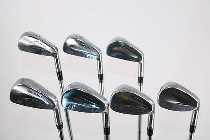 Mizuno MP 32 Iron Set 3-PW True Temper Dynamic Gold X100 Steel X-Stiff Right Handed 38.25in