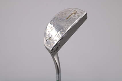Never Compromise Dinero Series Mogul Putter Steel Right Handed 32.5in