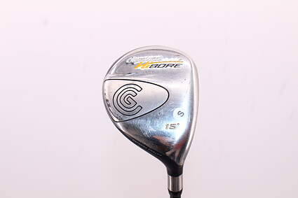 Cleveland Hibore Fairway Wood 3 Wood 3W 15° Stock Graphite Shaft Graphite Stiff Right Handed 43.0in