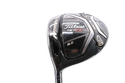 Titleist 917 D2 Driver Matrix Ozik 6Q3 Graphite Stiff Left Handed 44.75in