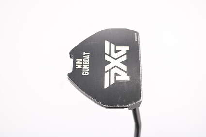 PXG Mini Gunboat Putter Steel Right Handed 34.5in