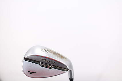 Mizuno MP-T4 White Satin Wedge Sand SW 56° 10 Deg Bounce True Temper Dynamic Gold Steel Wedge Flex Right Handed 35.5in