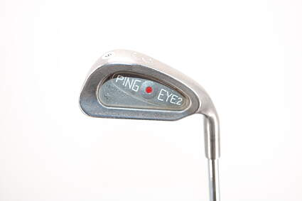 Ping Eye 2 Single Iron 3 Iron Stock Steel Shaft Steel Stiff Right Handed Red dot 38.5in