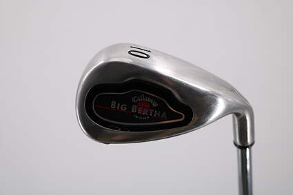 Callaway 2004 Big Bertha Single Iron Pitching Wedge PW Project X 6.0 Steel 6.0 Right Handed 36.0in