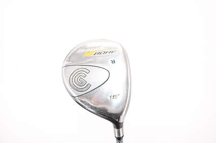 Cleveland Hibore Fairway Wood 3 Wood 3W 15° Stock Graphite Shaft Graphite Regular Right Handed 43.0in