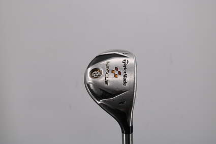 TaylorMade 2009 Rescue Hybrid 2 Hybrid 17° TM Aldila reax 65 hybrid Graphite Regular Right Handed 41.0in