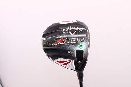 Callaway 2013 X Hot Driver 10° Grafalloy ProLaunch Red Graphite Regular Right Handed 46.0in
