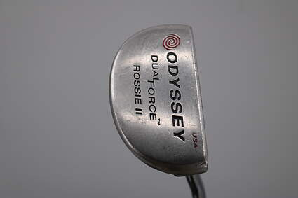 Odyssey Dual Force Rossie 2 Deepface Putter Steel Right Handed 31.25in