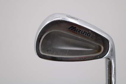 Mizuno MP 60 Single Iron 8 Iron 39° True Temper Dynamic Gold S300 Steel Stiff Right Handed 37.0in