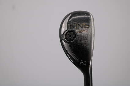 Ping I25 Hybrid 4 Hybrid 22° Ping PWR 80 Graphite Regular Right Handed 39.5in