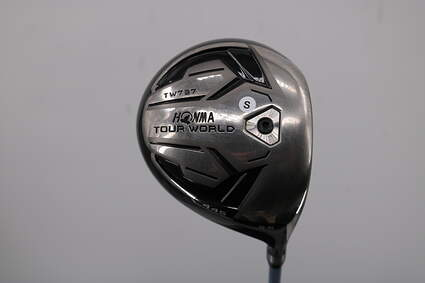 Honma TW737 445 Driver 9.5° Vizard 53 Graphite Stiff Right Handed 46.5in