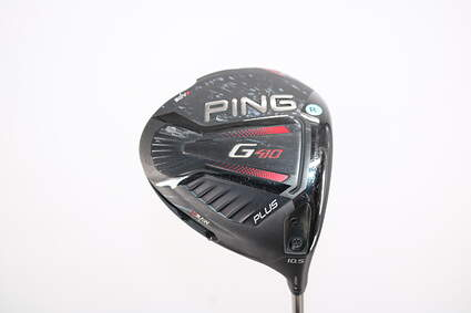 Ping G410 Plus Driver 10.5° Ping Tour 65 Graphite Regular Right Handed 45.5in