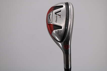 Nike Victory Red Pro Hybrid 3 Hybrid 21° Project X 6.0 Graphite Graphite Stiff Right Handed 40.5in