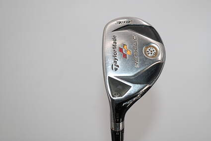 TaylorMade 2009 Rescue TP Hybrid 3 Hybrid 19° Stock Steel Shaft Graphite Stiff Left Handed 40.5in
