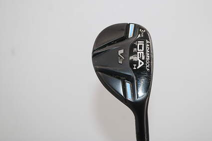 Adams Idea Tech V3 Hybrid 3 Hybrid 23° Adams Mitsubishi Rayon Bassara Graphite Ladies Right Handed 40.5in