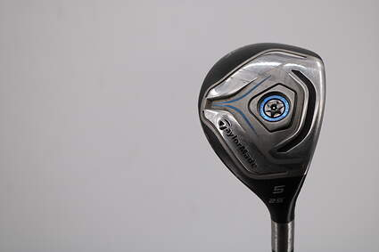 TaylorMade Jetspeed Hybrid 5 Hybrid 22° TM Matrix VeloxT 55 Graphite Senior Right Handed 40.5in