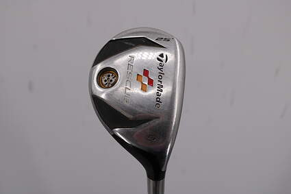 TaylorMade 2009 Rescue Hybrid 5 Hybrid 25° TM Aldila reax 65 hybrid Graphite Senior Right Handed 39.0in