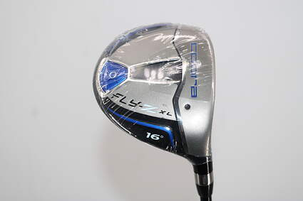 Mint Cobra Fly-Z XL Fairway Wood 3 Wood 3W 16° AMP Cell Fujikura Fuel Graphite Lite Right Handed 43.0in