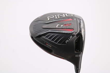 Ping G410 Plus Driver 10.5° ALTA CB 55 Red Graphite Stiff Right Handed 45.75in