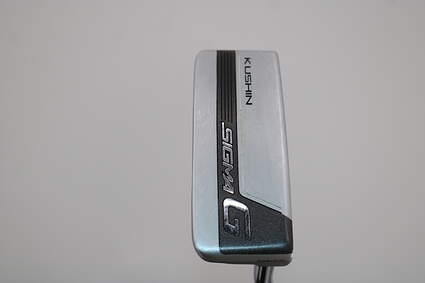 Ping Sigma G Kushin Putter Steel Right Handed 33.75in