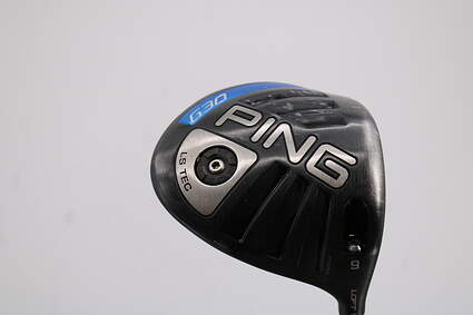 Ping G30 LS Tec Driver 9° Ping TFC 419D Graphite Stiff Right Handed 45.5in