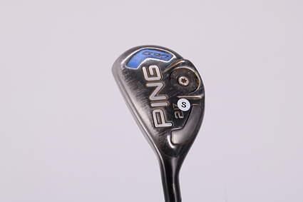 Ping G30 Hybrid 2 Hybrid 17° Ping TFC 419H Graphite Stiff Left Handed 40.5in
