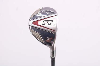 Callaway FT-iZ Hybrid 3 Hybrid 21° Callaway FT-iZ Hybrid Graphite Stiff Right Handed 40.0in