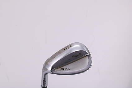 Ping Glide Wedge Sand SW 58° Ping CFS Steel Wedge Flex Left Handed Black Dot 35.25in
