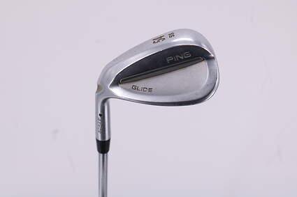 Ping Glide Wedge Sand SW 54° Standard Sole Ping CFS Steel Wedge Flex Left Handed Black Dot 35.5in