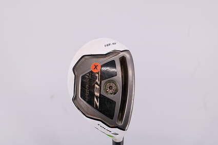 TaylorMade RocketBallz Tour TP Hybrid 3 Hybrid 18.5° Fujikura Fit-On Max 76HB Graphite X-Stiff Right Handed 41.25in