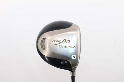 TaylorMade R580 Driver 9.5° Stock Graphite Shaft Graphite Stiff Right Handed 45.5in
