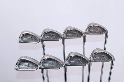 Ping ISI K Iron Set 3-PW Stock Steel Shaft Steel Regular Right Handed Black Dot 38.0in