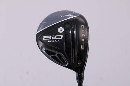 Cobra Bio Cell Silver Fairway Wood 3-4 Wood 3-4W 16° Project X PXv Graphite Stiff Right Handed 43.5in