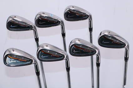 Nike Ignite Iron Set 4-PW Stock Steel Shaft Steel Uniflex Right Handed 38.0in