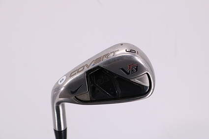 Nike VR S Covert Single Iron 6 Iron Dynamic Gold SL S300 Steel Stiff Left Handed 38.0in