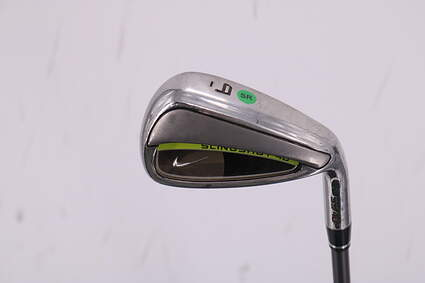 Nike Slingshot 4D Single Iron 9 Iron Stock Graphite Shaft Graphite Senior Right Handed 36.0in