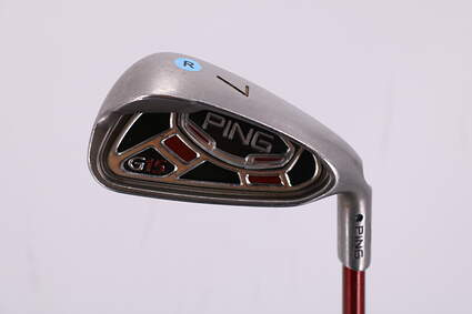 Ping G15 Single Iron 7 Iron Ping TFC 149I Graphite Regular Right Handed Black Dot 37.25in