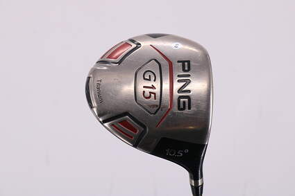 Ping G15 Driver 10.5° Ping TFC 149D Graphite Stiff Right Handed 45.5in