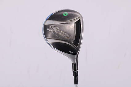 Adams Fast 12 Fairway Wood 5 Wood 5W 17° ProLaunch Blue Speed Coat Graphite Senior Right Handed 42.75in