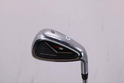 TaylorMade R9 Single Iron 8 Iron Stock Steel Shaft Steel Stiff Right Handed 37.0in