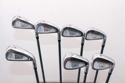 TaylorMade Rac LT Iron Set 3-PW Stock Graphite Shaft Graphite Regular Right Handed 38.25in