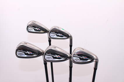 Callaway XR Iron Set 6-PW Project X SD Graphite Senior Right Handed 37.5in