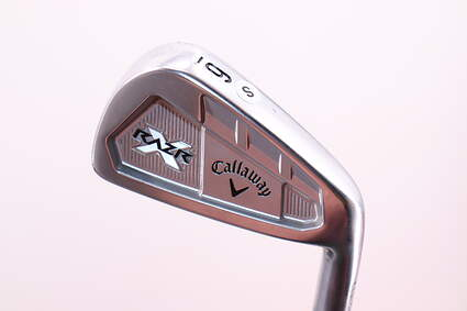 Callaway Razr X Forged Single Iron 6 Iron 31° Project X Flighted 6.0 Steel 6.0 Right Handed 37.5in