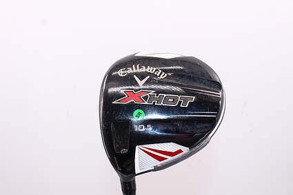 Callaway 2013 X Hot Driver 10.5° Project X PXv Graphite Senior Left Handed 46.0in