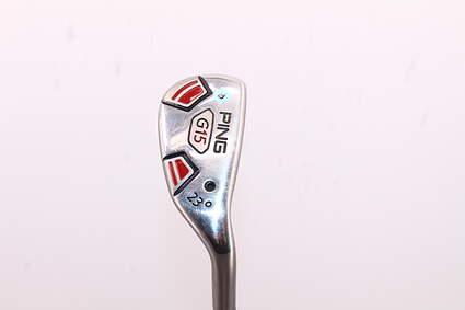 Ping G15 Hybrid 4 Hybrid 23° Ping TFC 149H Graphite Regular Right Handed Black Dot 39.0in