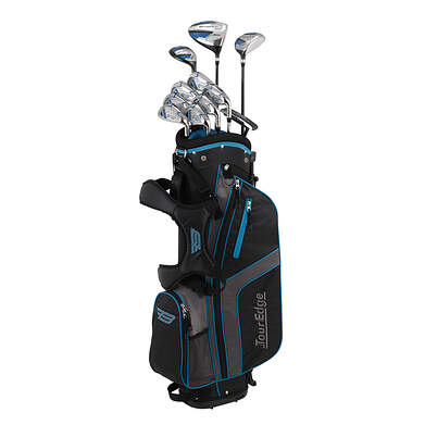 Tour Edge Bazooka 360 Varsity Complete Golf Club Set