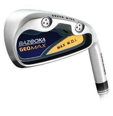 Tour Edge Barbados Black Single Iron