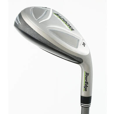 Tour Edge Bazooka Platinum Iron-Wood Wedge