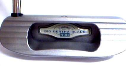 Callaway Big Bertha Blade Putter